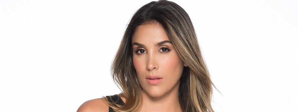 """El bañador de Daniela Ospina: la foto de espaldas: """"¡Es Jennifer López!"""""""