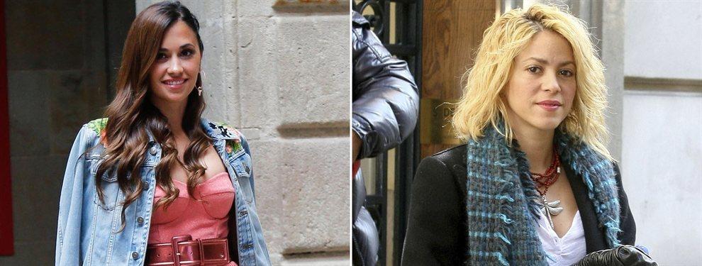 Una foto en bikini de Shakira y de Antonella ha despertado el interés de los fans, que no han dudado en comparar ambas figuras