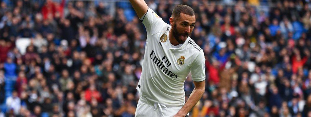 El Real Madrid incluye a Karim Benzema en un cambio de cromos con dinero de por medio por Neymar al PSG