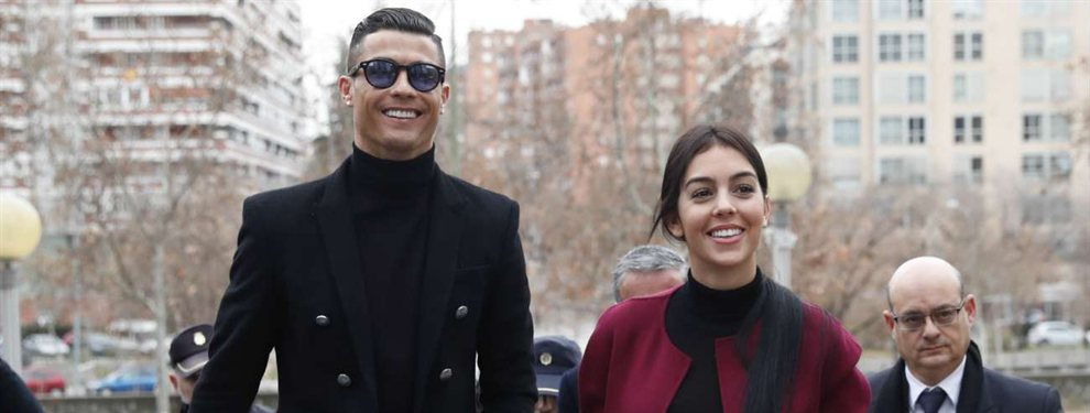 La modelo que acusa a Cristiano Ronaldo de ser infiel a Georgina Rodríguez
