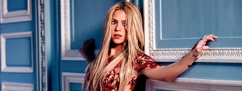 """¡No lleva tanga!"" El descuido de Shakira que revoluciona España"