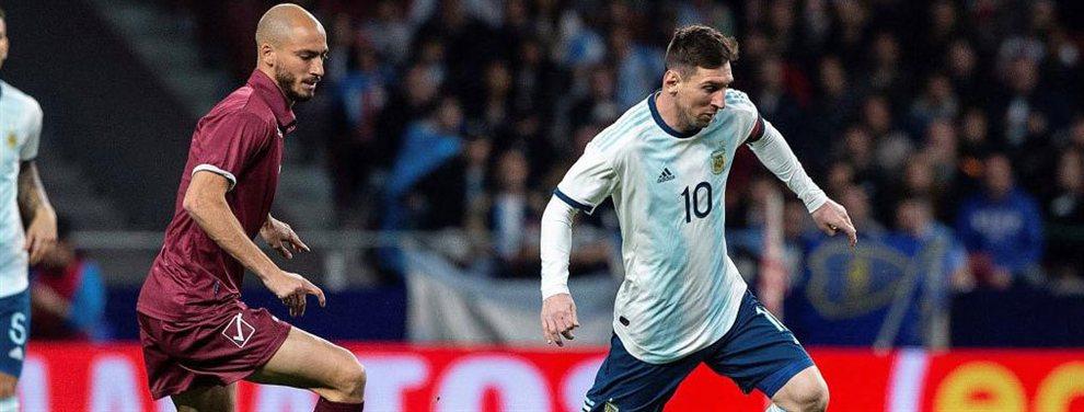 Argentina, con rival para el amistoso previo a la Copa América