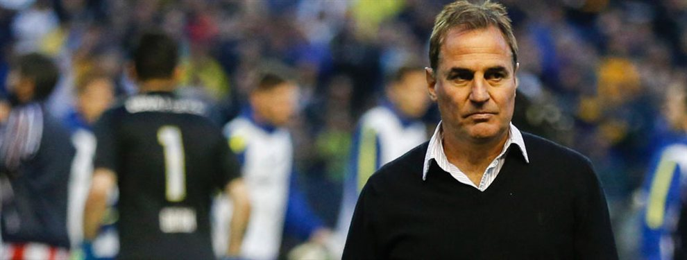 Madelón es el máximo candidato para dirigir a Huracán a partir de la próxima temporada.