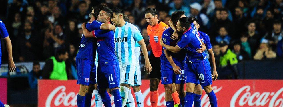Tigre dio el batacazo y eliminó a Racing en su estadio tras imponerse por 3 a 2 en el global.