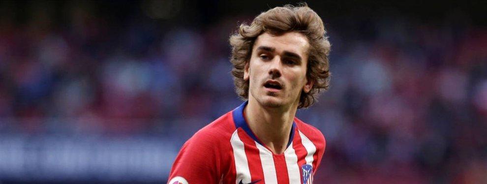 Antoine Griezmann dejará el Atlético de Madrid, pero podría ir al PSG en lugar de al Barça, lo que precipitaría la llegada de Neymar al Real Madrid
