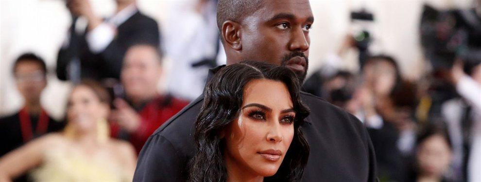 """El trikini de hilo de Kim Kardashian: la foto inédita (""""¡Esto es brutal!"""")"""
