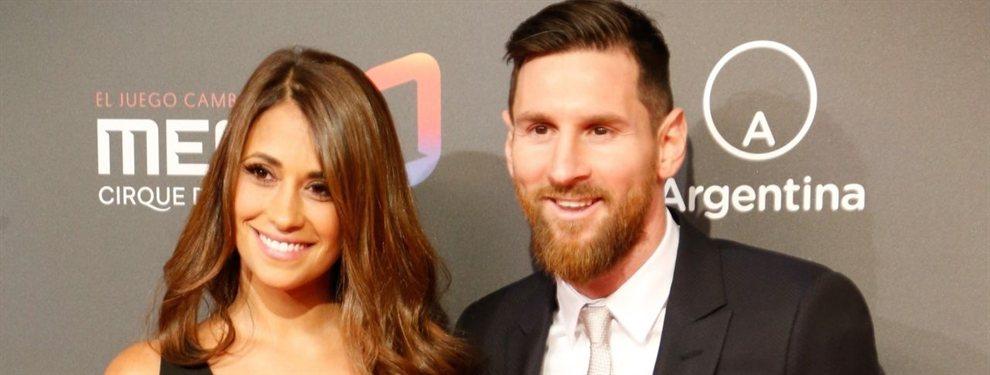 Bárbara Diez, encargada de organizar la boda de Messi y Antonella Rocuzzo, ha sacado varios 'top secret' que la argentina ha desmentido