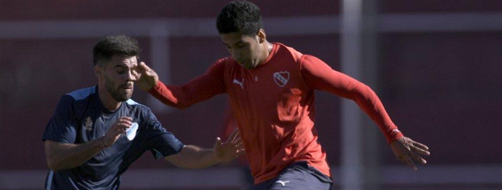Independiente goleó en un ensayo para la Sudamericana