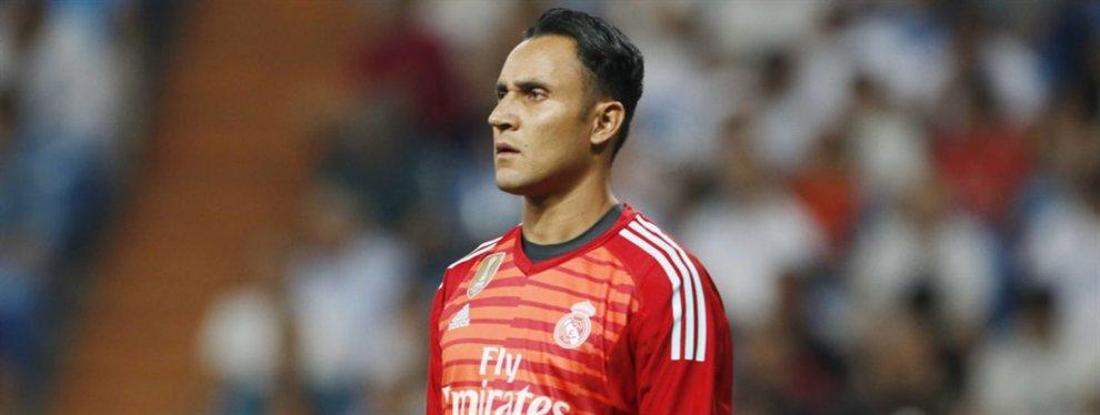 Keylor Navas abandonará el Real Madrid este verano y puede acabar en el Oporto, al igual que Iker Casillas