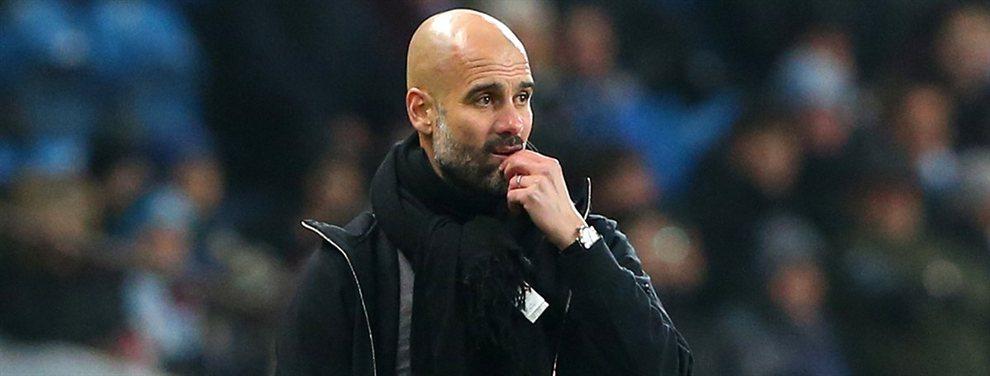 El Manchester City de Pep Guardiola quiere llevarse a Griezmann del Atlético de Madrid y robárselo al Barça. Y ofrecen a Gabriel Jesús a cambio