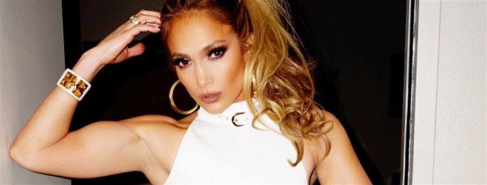 Jennifer López volvió a ser protagonista en las redes con una foto en la que aparece sin maquillaje