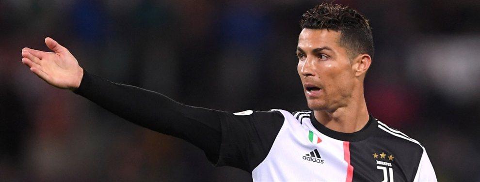 Elige a Cristiano Ronaldo. Y deja a Messi (y al Barça) tirado