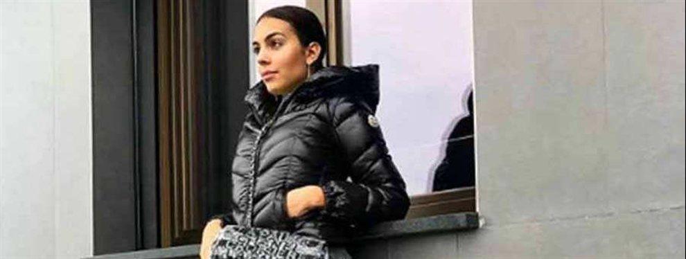 Georgina Rodríguez lo vuelve a hacer y sube una foto en la que presume de un trasero perfecto