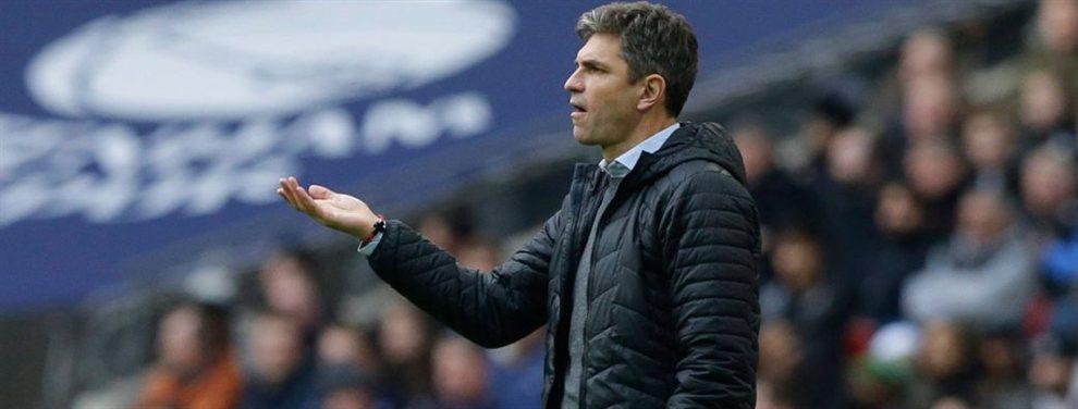 Mauricio Pellegrino pretende sumar al argentino Chimy Ávila a las filas del Leganés.
