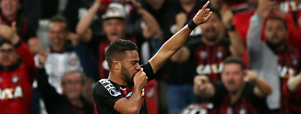 Atlético Paranaense podría perder a otro futbolista para los duelos contra River.