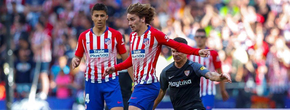 Antoine Griezmann quería sacar otro documental para anunciar su salida del Atlético de Madrid, algo que no ha gustado en el Barça