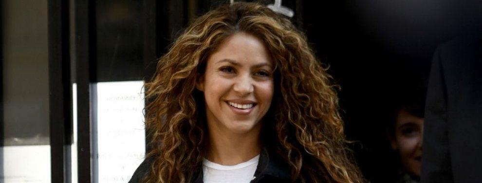 ¿Quieres ver a Shakira antes de operarse la nariz? ¡Alucinarás!