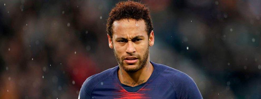 Neymar ha pedido a Florentino Pérez el fichaje de Roberto Firmino si quiere que aterrice en el Real Madrid