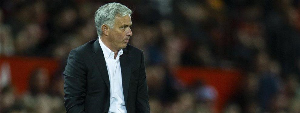 Mourinho negocia (y en secreto) con un titular del Barça de Messi