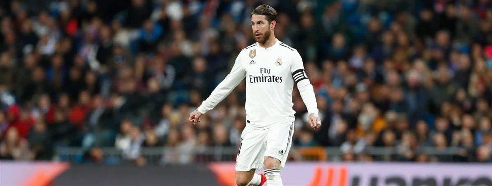 Sergio Ramos veta un fichaje de Zidane: guerra en el Real Madrid