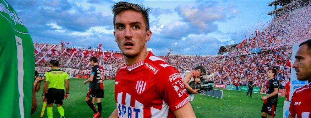 Racing pretende sumar para la próxima campaña a David Barbona y Mauro Pittón, de Unión.