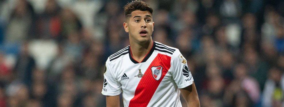 El Real Madrid podría acometer el fichaje de Exequiel Palacios luego de la Copa América.