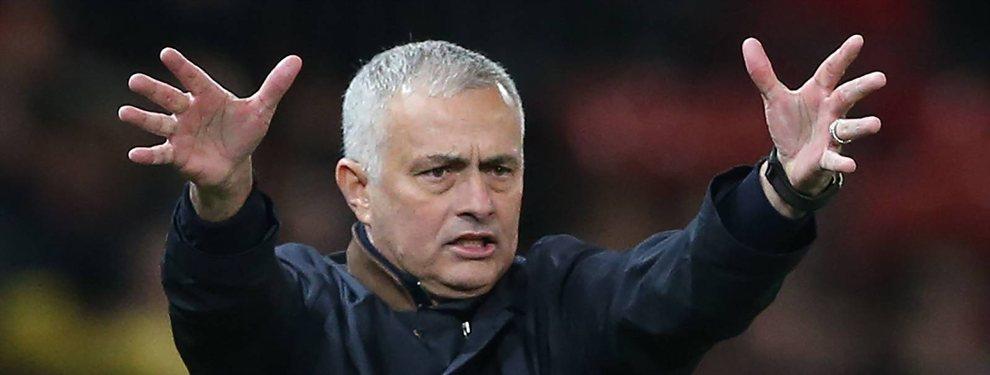 José Mourinho quiere entrenar y parece que tendrá banquillo para el próximo curso.