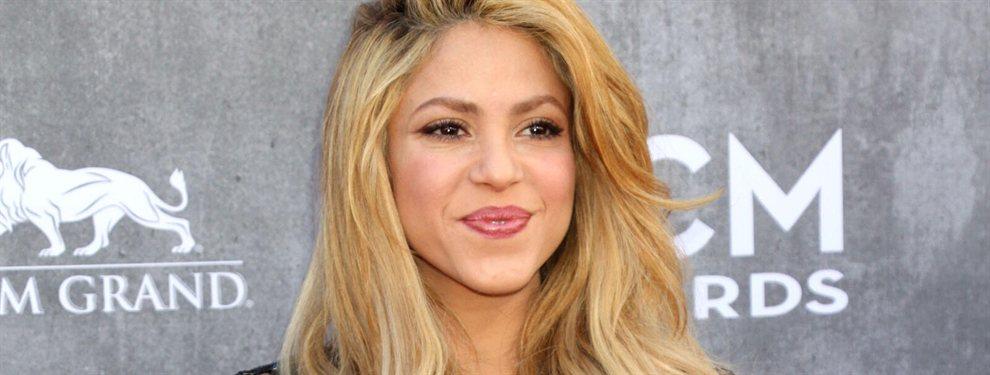 Una imagen inédita de la cantante cafetera ha salido a la luz esta semana en la que aparece Shakira muy sensual.
