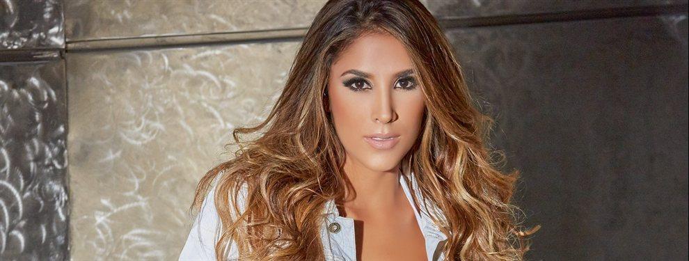 Daniela Ospina se ha convertido en toda una celebrity en Sudamérica en los últimos tiempos.