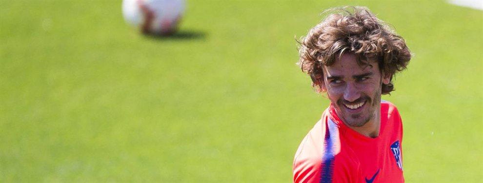 El rival que el Barça no se esperaba por Antoine Griezmann