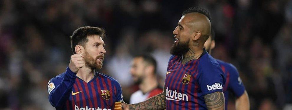 El Barcelona sabe que la decepción en Champions League se debió a no tener un respaldo de garantías en ataque.