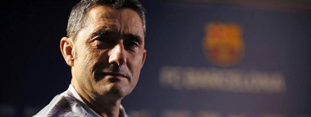 Se barajaron varios nombres por parte del club, pero el favorito de Valverde no terminó llegando.