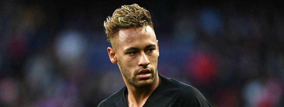 El Paris Saint Germain espera poder fichar y así quedarse con Neymar para la próxima temporada.