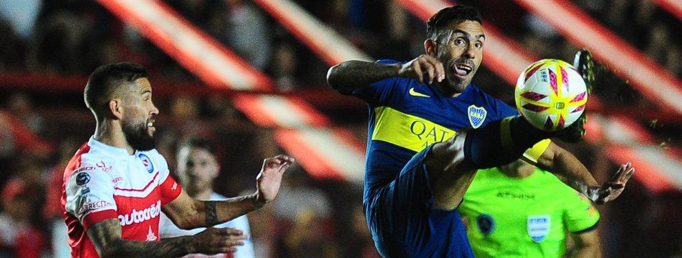 En un duelo friccionado, Argentinos Juniors y Boca igualaron 0 a 0 en el duelo de ida de la semifinal.