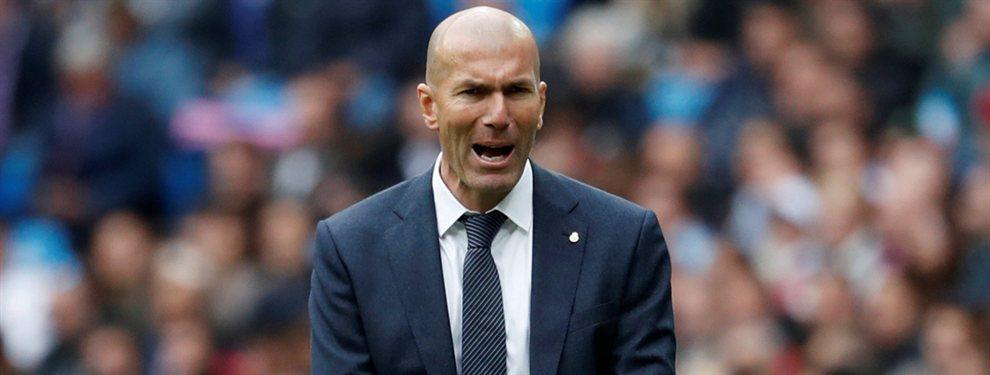 Zinedine Zidane no ha tenido el regreso esperado al Real Madrid y la Juventus de Cristiano Ronaldo lo quiere aprovechar para ficharle