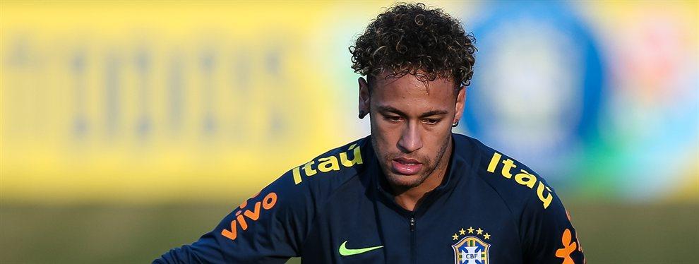 Neymar no quiere saber nada de Vinicius Junior y pide su salida del Real Madrid
