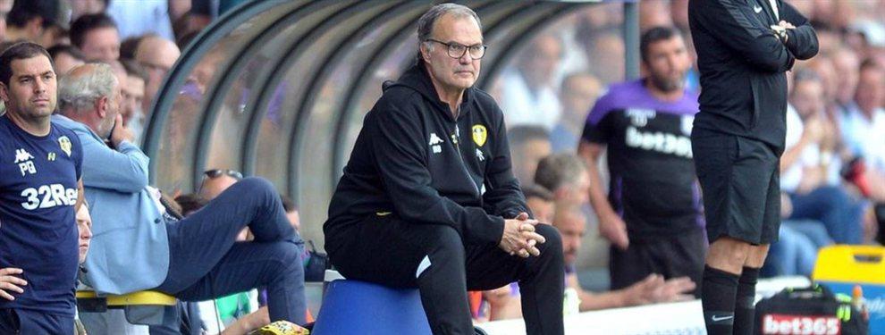 Bielsa aún no definió si seguirá en el Leeds y desde la Roma y el Celta de Vigo lo pretenderían.