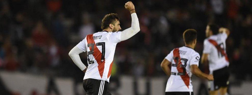 Gallardo tendría definido a los once titulares para jugar la ida de la Recopa Sudamericana.