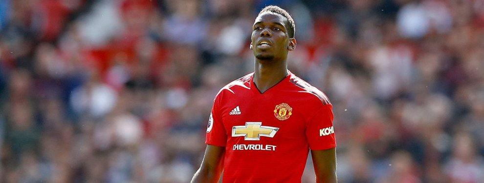 Paul Pogba acabará en el Real Madrid con muchas probabilidad y en el Manchester United se han fijado en Thomas como sustituto