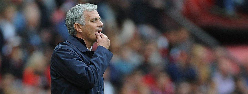 José Mourinho tiene una oferta de la Juventus de Turín sobre la mesa, lo que le haría coincidir de nuevo con Cristiano Ronaldo