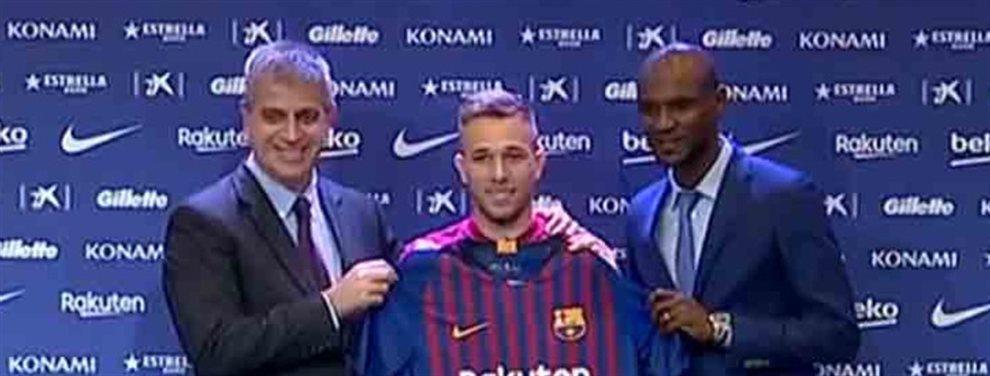 Éric Abidal a examen. La dirección deportiva del FC Barcelona ha aprobado de manera justa con los fichajes de esta temporada