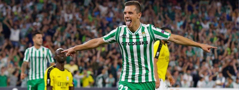 Diego Simeone pretende a Giovani Lo Celso para la próxima temporada del AtlétIco de Madrid