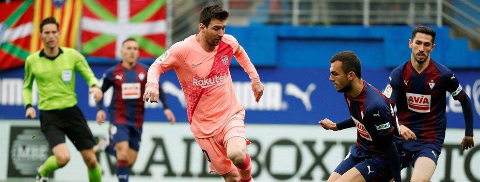 El clon de Messi en Europa (y lo dice la estadística) ficha por el Madrid