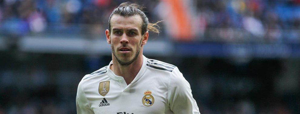 Florentino Pérez trabaja para resolver el asunto de Bale, que pide 51 millones de indemnización al Real Madrid