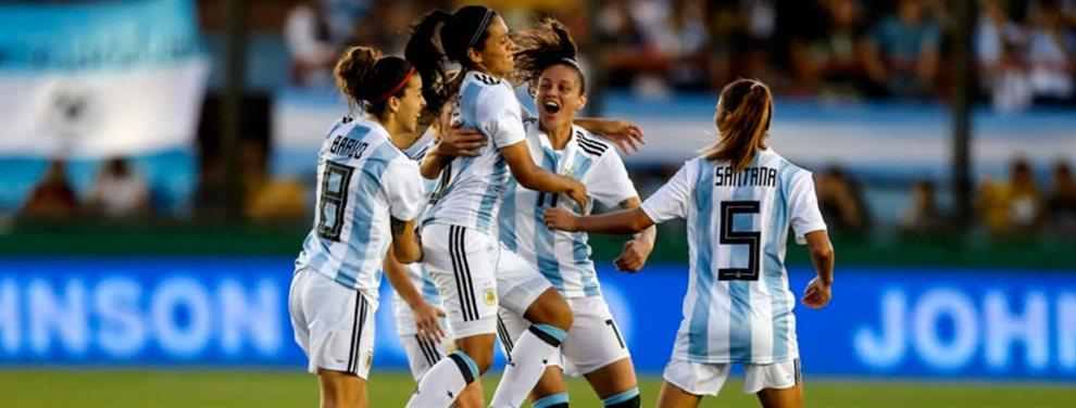 La Selección Argentina femenina disputará en San Luis un amistoso de despedida ante Uruguay.