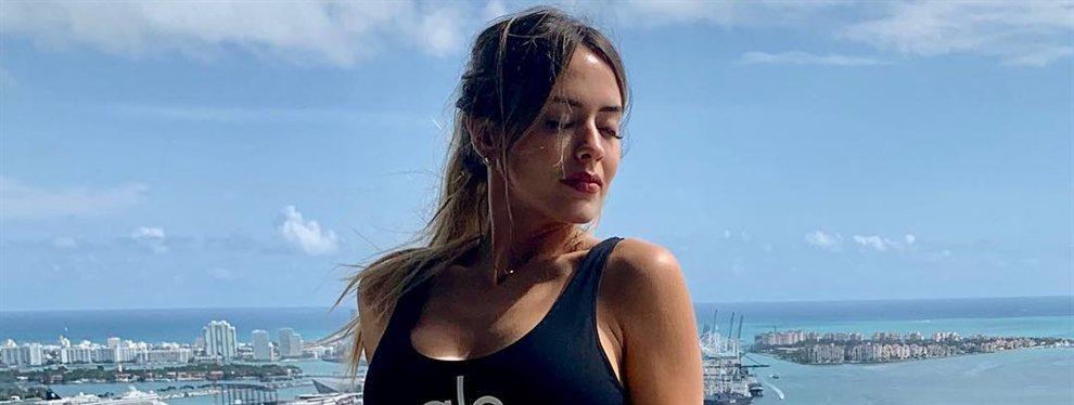 Ahora ya que es la novia oficial de James Rodríguez, ahora ya se puede decir que el Bayern Múnich cuenta con otra guapa