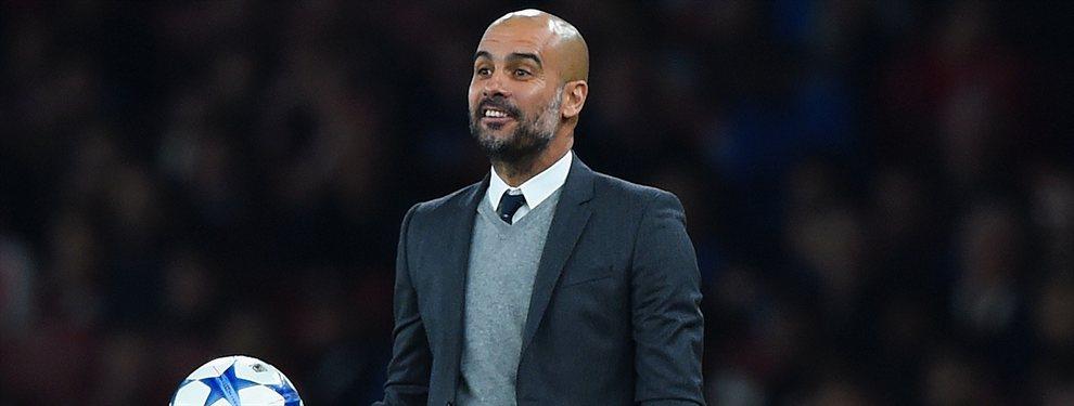 El Barça de Messi y el Real Madrid de Florentino Pérez quieren sacar a Leroy Sané del Manchester City de Pep Guardiola