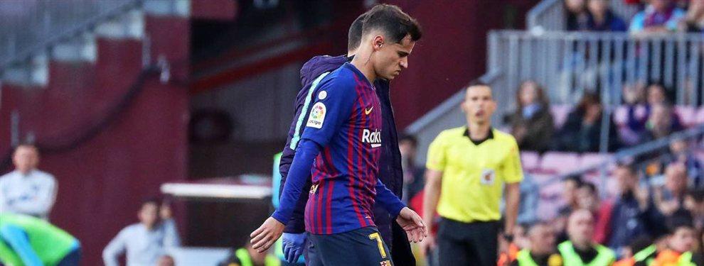 Las ofertas por Philippe Coutinho no superan los 80 millones, justo la mitad de lo que pagó el Barça por él