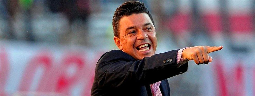 Marcelo Gallardo pretende volver a la carga por Luis y Paulo Díaz para la próxima temporada.