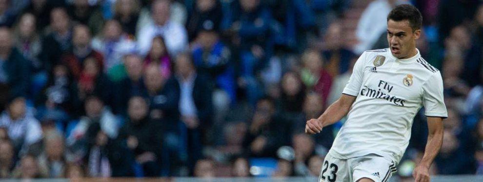 Pellegrino pretende sumar al plantel del Leganés al lateral izquierdo, Sergio Reguilón.